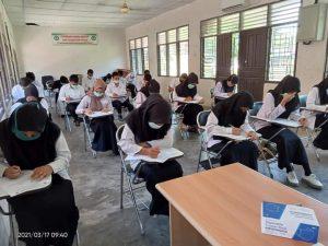 BLK Agam Seleksi Calon Peserta Pelatihan Berbasis Kompetensi