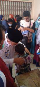 30 Anak di Simarasok Ikut Sunatan Massal