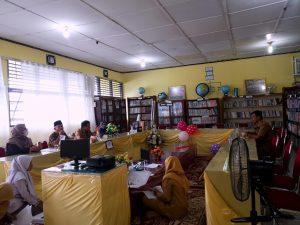 Dinas Arpus Kabupaten Agam Gelar Lomba Perpustakaan