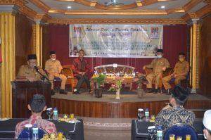 Pemkab Agam Gelar Pelatihan Remaja Masjid