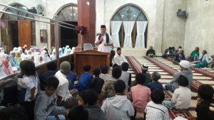 Wabup Agam Bahagia Generasi Muda Ramaikan Masjid