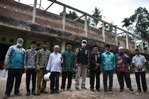 ACT Cabang Bukittinggi Siap Bantu Pembangunan Sarana di MTI Salareh Aia