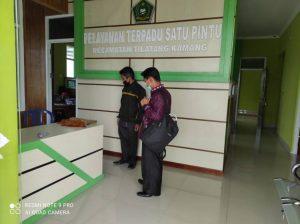 Gedung Balai Nikah dan Manasik Haji Tilatang Kamang Mulai Ditempati