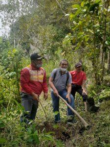 Pengabdian Masyarakat Fakultas Pertanian Unand, Garap Agro Ekowisata di Gaduik