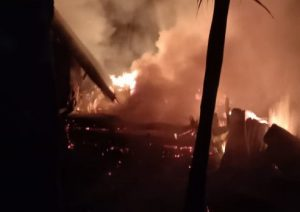 Rumah Terbakar di Kamang Magek, Satu Orang Meninggal Dunia