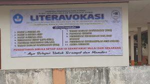 PKBM Literavokasi Lawang Buka Pendaftaran Paket Pendidikan Kesetaraan