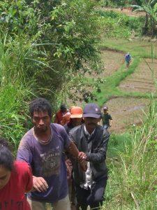 Hilang Semalaman, Januar Warga Sidang Tangah Ditemukan di Rumah Kosong