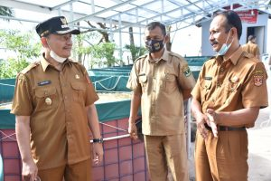 Wabup Agam Apresiasi Perkembangan Koperasi Pulau Harapan