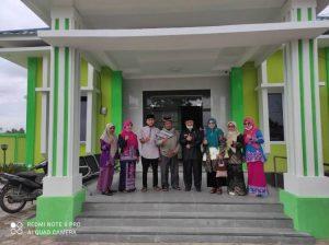 Tim Monev Kankemenag Agam Evaluasi Kegiatan Seni Budaya Islam di Kecamatan