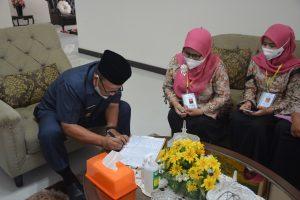 Bupati Agam Ajak Masyarakat Sukseskan PK21