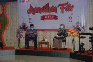 Bupati AWR Menjadi Narasumber di Talk Show Ramadan Fair UM Sumbar
