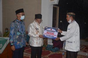 TKSR Kabupaten Agam Kunjungi Masjid Su'adaa Jorong Tanjung Sani