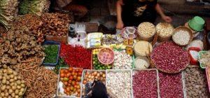 Harga Sejumlah Kebutuhan Pokok di Pasar Tradisional Agam Naik