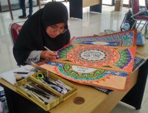 Yuli, Kafilah Agam Peraih Juara I Cover Mushaf Alquran Kemenag RI