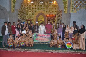 Pengurus Masjid Raya Baiturrahman Lasi Diapresiasi Bupati Agam