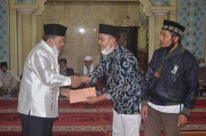 Bupati Agam Buka MTQ di Masjid Jami' Padang Lua