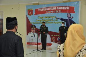 Upacara Peringatan Perang Manggopoh ke-113 Khidmat