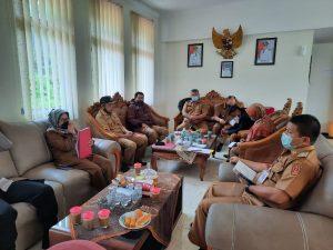 Pemerintah Kecamatan IV Koto Bentuk Tim Khusus Pemakaman Pasien Covid-19