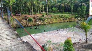 Kawasan Wisata Garuda Mas Nagari Manggopoh Makin Tacelak