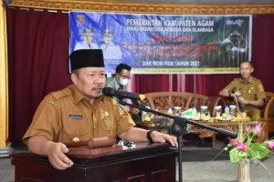 Agam Rawan Bencana, Pokdarwis Dibekali Mitigasi Bencana