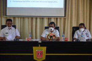 Pemkab Agam Perketat Prokes Covid-19 Pada Pelaksanaan Seleksi CPNS