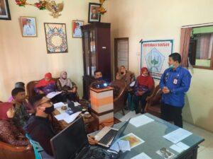 Plt Camat Banuhampu Evaluasi SPM di Kubang Putiah