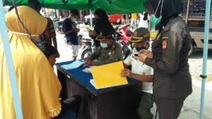 35 Orang di Tanjung Mutiara Terjaring Operasi Yustisi