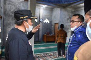 Bupati Agam Bakal Tindaklanjuti Kendala Pembangunan Surau Mutma'innah Angge