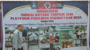 Sosialisasikan Program Pemajuan Kebudayaan Desa, Ini Respon Masyarakat