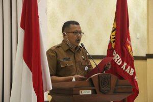 Sekretaris DPRD Agam Berpulang, Bupati Ucap Belasungkawa