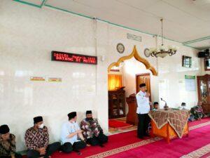 Ikut Tabliq Akbar di Kubang Putih, Plt Camat Banuhampu: Imun dan Iman Harus Tetap Dijaga