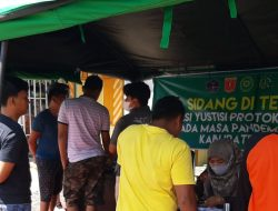 23 Orang Terjaring Operasi Yustisi di Kawasan Pasar Biaro