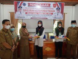 BLK Agam Gelar Pelatihan Berbasis Kompetensi di Tanjung Raya