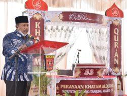 Bupati Agam Buka Khatam Al-Qur'an Perpeta ke-53