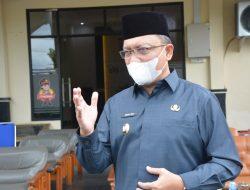 Dukung Optuh Singgalang 2021, Wabup Agam Dorong Pengendara Ikut Vaksinasi