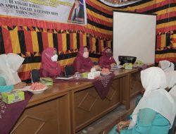 Tingkatkan Kapasitas Kader, TP PKK Bawan Gelar Pelatihan