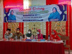 Tim Penilai Perempuan Inspiratif Agam Verifikasi Lapangan ke Salareh Aia