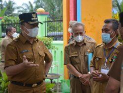 Wakil Bupati Agam Tinjau Pelaksanaan Ujian PPPK
