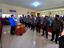 Bamus Nagari Kubang Putiah Periode 2021-2027 Dilantik