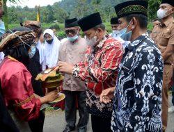 Bupati AWR Hadiri Peringatan Maulid Nabi di Hulu Banda Malalak