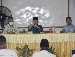 Wabup Agam Jadi Narasumber Baitul Arqam Pemuda Muhammadiyah Agam
