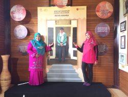 Kunjungi Museum Buya Hamka, Rombongan TP PKK Jambi Takjub