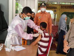 Warga Matur Diminta Ikut Vaksinasi, Ini Jadwal dan Lokasinya