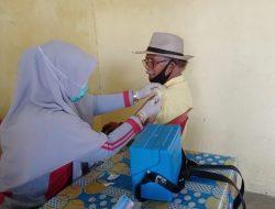 Pekan Vaksinasi Covid-19 di Kecamatan Tanjung Raya, 403 Warga Divaksin Hari Ini